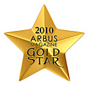 2010 Arbus Magazine Gold Star